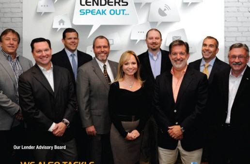 May 2013: What Lenders Really Think