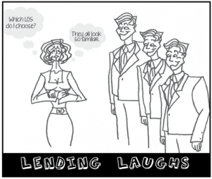 TLI814-Lending Laughs